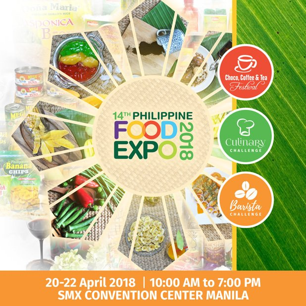 14th Philippine Food Expo Fas Development Corporation